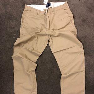Polo by Ralph Lauren Khaki Pants